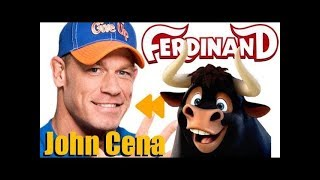 "Download Video ""Ferdinand"" (2017) Voice Actors and Characters MP3 3GP MP4"