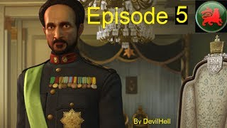 Let's Play Civilization V: Brave New World - Ethiopia Ep.5