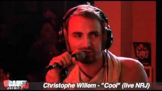 Christophe Willem - Cool (live NRJ)