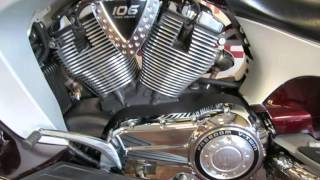 6. 2009 Victory Vision  Used Motorcycles - Boerne,Texas - 2015-04-02