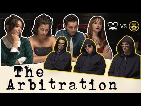The Arbitration - Shipwrecked VS Tin Can Bros