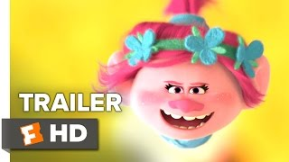 Nonton Trolls Official Trailer 1  2016    Justin Timberlake Movie Film Subtitle Indonesia Streaming Movie Download