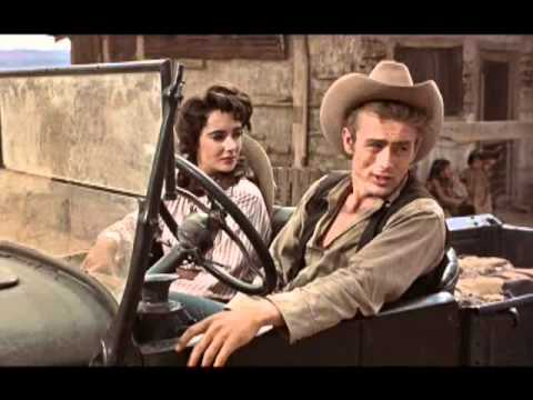 James Dean and Elizabeth Taylor-Pretty Woman