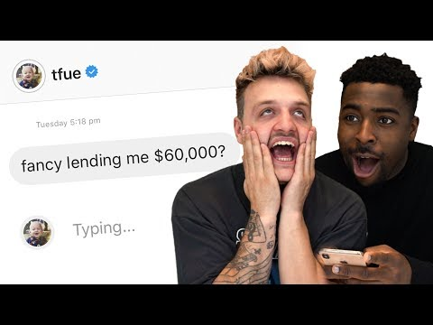 I Sent Insult DM's To 100 YouTube Celebrities