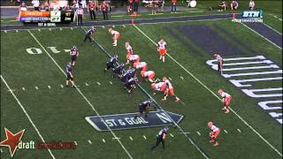 Durell Eskridge vs Northwestern (2013)