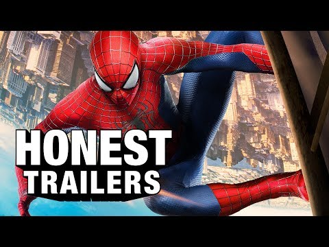 An Honest Trailer for The Amazing SpiderMan 2