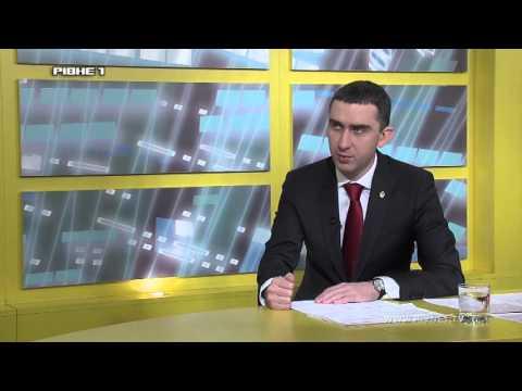 На часі. Гість програми - голова Рівненської облради Володимир Ковальчук