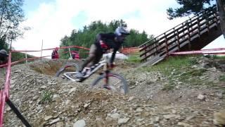 Feiyutech MG lite MTB DH Andorra