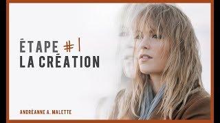 CAPSULE AAM – Étape 1 : La création