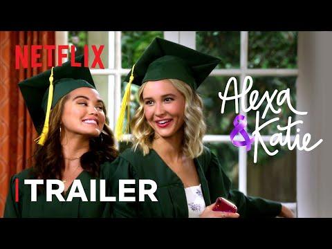 Alexa & Katie Part 4 Trailer | Netflix Futures