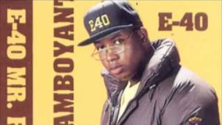 E-40 - Bring Da yellow tape