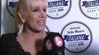 Entrevista en QM Noticias a Valeria Lynch,Nicolas Moretti y Nicolas Moretti