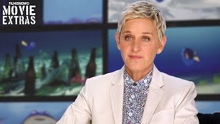 Nonton Finding Dory   On Set With Ellen Degeneres  Dory   Interview  Film Subtitle Indonesia Streaming Movie Download
