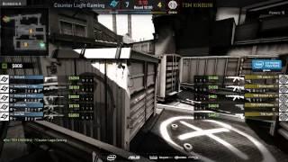 CLG vs TSM, game 1