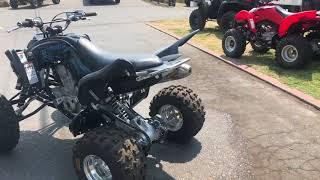 8. 2017 Yamaha Raptor 700R SE