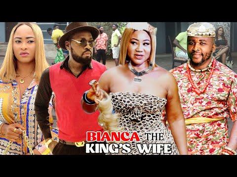 BIANCA THE KING'S WIFE SEASON 1&2 - CHINENYE UBA/ONNY MICHEAL 2021 LATEST TRENDING NIGERIAN MOVIE