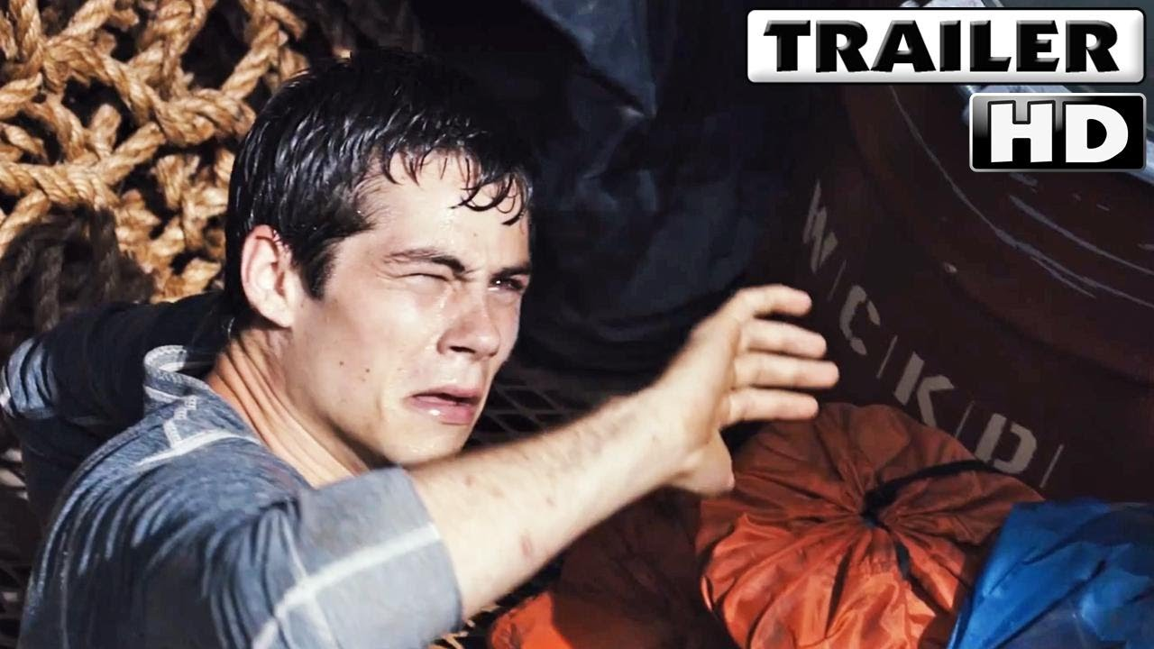 Trailers – El Corredor Del Laberinto: The Maze Runner (2014)