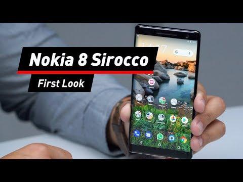 Nokia 8 Sirocco im Test: Das neue Topmodell im ersten ...