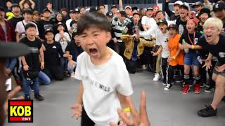 Video Baby Konkrete vs Baby StreetBeast aka Baby Krow|BEST 8 ①|YOUNG GUNS BATTLE 6|2018.05.20 MP3, 3GP, MP4, WEBM, AVI, FLV September 2018