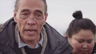 Negotiations continue at the Oceti Sakowin Camp