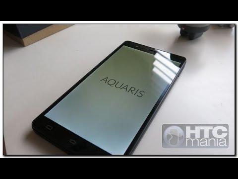 e6 - Un primer vistazo al bq Aquaris E6. Review completa en htcmania.com.