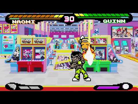 Pocket Rumble — релизный трейлер (Nintendo Switch)