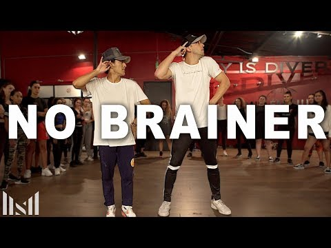 """no Brainer"" - Dj Khaled, Justin Bieber & Chance Dance 