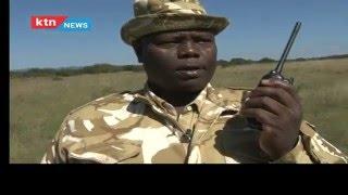 POACHING IN KENYA: Kenyan Rangers In Action Against Poachers