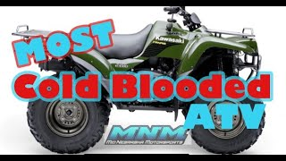 5. Cold Blooded - Kawasaki Prairie 400 - Easy Valve Adjustment How To Adjust Valves Clearance Specs