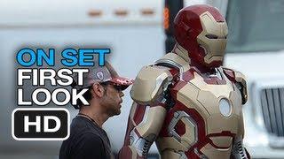 Iron Man 3 - On Set First Look (2013) Exclusive Set Photos HD