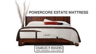 Powercore Estate Mattress video