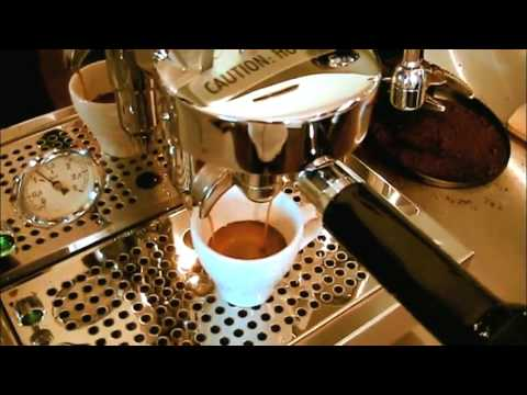 Rocket Espresso – Extraction