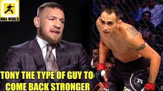 Conor McGregor reacts to Tony Ferguson's situation,Darren till on not moving up to 185,UFC on ESPN+5