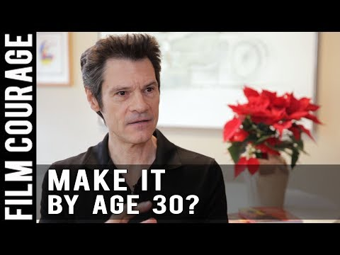 What If A Screenwriter Doesn't Make It By Age 30? by Mark Sanderson