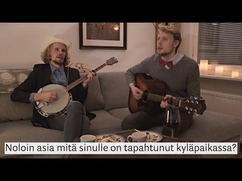 Kalevauva.fi-yhtye laulaa vauvapalstan kommentteja