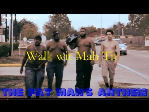 WALK WIT MAH TITS music video