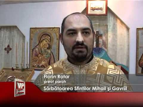 Sărbătoarea Sfinţilor Mihail şi Gavriil