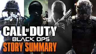 Video Call of Duty: Black Ops Saga Story Summary - What You Need to Know! MP3, 3GP, MP4, WEBM, AVI, FLV Maret 2019