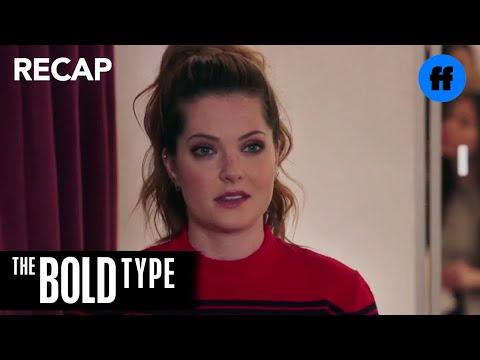 The Bold Type | Season 1 Recap In 60 Seconds | Freeform