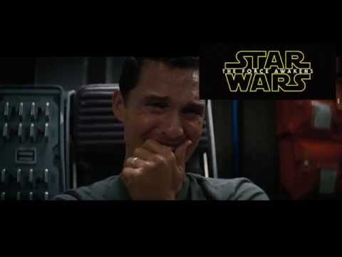 Matthew McConaughey's Reaction To Star Wars Teaser Trailer – Celebrity Reactions