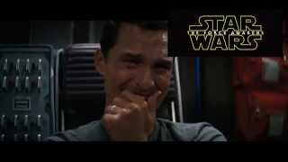 Matthew Mcconaughey's reaction to Star Wars teaser #2 - Celebrity reactions - YouTube