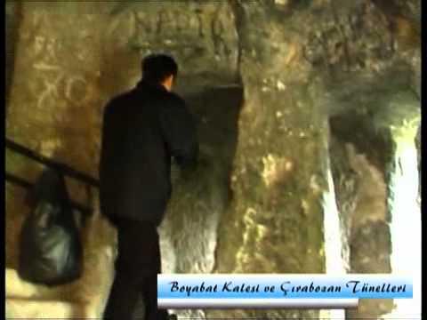 Boyabat Kalesi ve Çırabozan Tünelleri