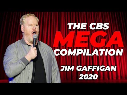 Jim Gaffigan CBS Sunday Morning MEGA Compilation