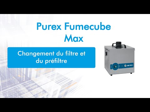 Extracteur Purex 1500i/1750i/2000i