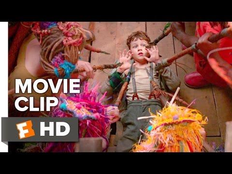 Pan Movie CLIP - He Wears the Pan (2015) - Garrett Hedlund, Rooney Mara Movie HD