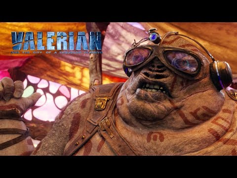 Valerian and the City of a Thousand Planets (TV Spot 'Imagine')