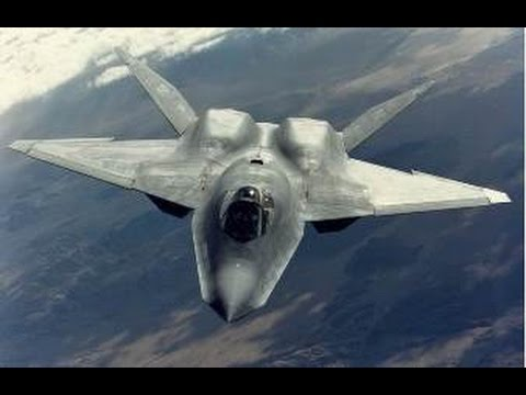 Documentary on the Northrop YF-23...