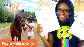 Bella from MyFroggyStuff gives you her tips and tricks on how to handle homies, horses, homework, and everything in between!And don't forget to watch Spirit Riding Free! Now Streaming on Netflix! http://www.netflix.com/spiritridingfree→ Credits ←Starring Bella from https://www.youtube.com/user/MyFroggyStuff/featuredExecutive Producer by Judy MeyersProduced by Chelsea ButlerEdited by Cullan BruceFollow DreamWorksTV! instagram - https://instagram.com/dreamworkstv/twitter - https://twitter.com/dreamworkstvfacebook - https://www.facebook.com/dreamworkstvJoin the fun on DreamWorksTV where you can find an endless supply of laugh-out-loud jokes, lovable characters, life hacks, music, magic, gaming and more! Get crafty with our DIY hacks, sing along to today's catchiest songs, surprise your friends with clever magic tricks, and learn all the best video game tips and tricks. DreamWorksTV has it all, made just for kids! Check back daily for new episodes and don't forget to follow us on Facebook and Instagram. → Watch Something New! ← http://bit.ly/1L3zRrF→ SUBSCRIBE TO DreamWorksTV! ← http://bit.ly/1kulRcU