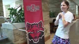 Jonesboro (AR) United States  City pictures : Arkansas State University Student Union Tour!