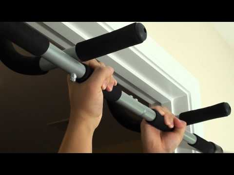 REVIEW: Pull Up Bar - Iron Gym (видео)